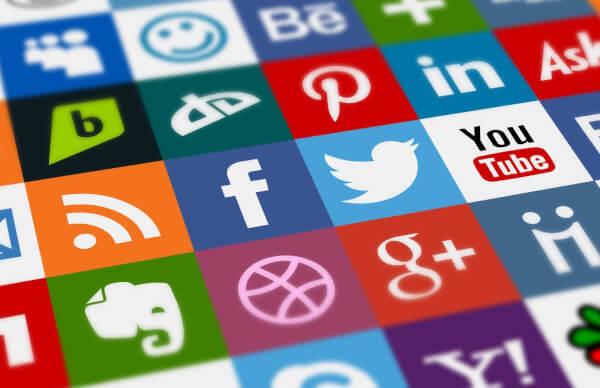 compartir contenido en internet